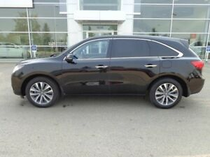 2016 Acura MDX Heated Leather Int, Sunroof, + B/U Cam!