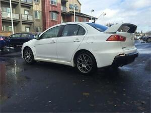 2008 Mitsubishi Lancer Evolution MR Cambridge Kitchener Area image 4
