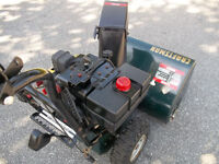 Sears Craftsman 9Hp 24 Inch Snowblower