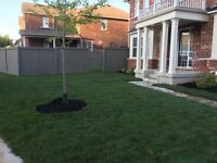 Sod • Interlocking • Deck & Fence • Retaining Walls • Grading