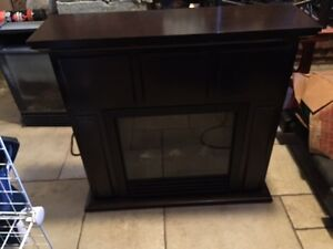 Electric Fireplace  $80 OBO