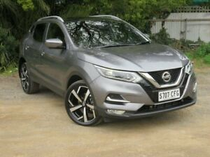 2019 Nissan Qashqai J11 Series 2 Ti X-tronic Grey 1 Speed Constant Variable Wagon Morphett Vale Morphett Vale Area Preview