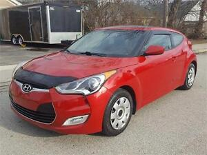 2012 HYUNDAI VELOSTER TECH PACKAGE | NAVI | LEATHER | PANO ROOF