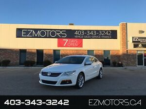2011 Volkswagen Passat CC Sportline=LOADED