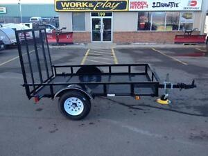 New 2017 Carry-On 5' x 8' Utility Trailer