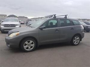 2006 Toyota Matrix MONTH END BLOWOUT! AFFORDABLE VEHICLE!