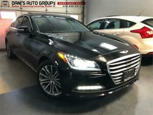 2015 Hyundai Genesis Sedan Luxury Navigation Leather Pano