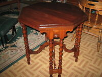 PARLOR TABLE