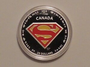 "SUPERMAN ""S-SHIELD"" COIN"