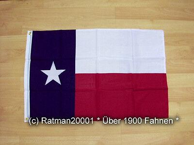 Fahnen Flagge Texas - 60 x 90 cm