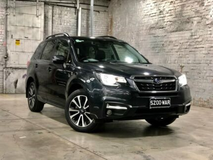 2016 Subaru Forester S4 MY17 2.5i-S CVT AWD Grey 6 Speed Constant Variable Wagon Mile End South West Torrens Area Preview