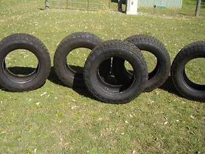 tyres nitto grapplers  A/T's Haigslea Ipswich City Preview