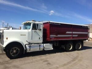 1993 International 9370 6x4, Used Grain Truck