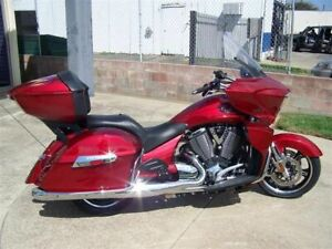 2012 Victory Cross Country Tour ABS -30,000 kms (Certified)