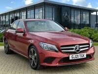 2021 Mercedes-Benz C Class C220D Sport Edition 4Dr 9G-Tronic Auto Saloon Diesel