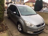 Silver Ford Galaxy Zetec 2.0 TDCi 2008- very good condition