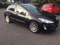 59 reg Peugeot 308 sr Diesel - £30/y tax - cambelt done £1750