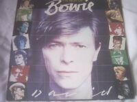Vinyl LP The Best Of Bowie – David Bowie