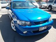 2005 Ford Falcon BA MkII XR6 Blue 4 Speed Auto Seq Sportshift Sedan Woodville Park Charles Sturt Area Preview