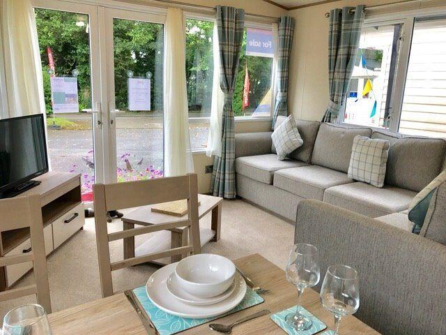 Luxury static caravan holiday home for sale Nr Rock, Padstow, Polzeath, Port Issac, Cornwall