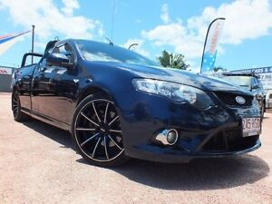2011 Ford Falcon FG XR6 Ute Super Cab Turbo Blue 6 Speed Manual Utility Townsville Townsville City Preview