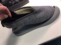 New Mahabis slippers with detachable sole UK size 10.5/EU size 45