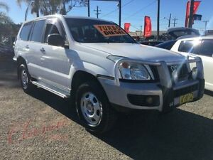 2004 Toyota Landcruiser Prado KZJ120R GX (4x4) White 5 Speed Manual Wagon Lansvale Liverpool Area Preview