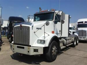 2014 T800 HEAVY SPEC'D DAY CAB