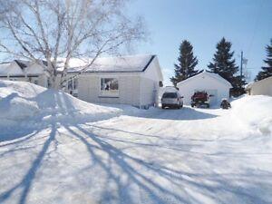 4 chambres avec garage