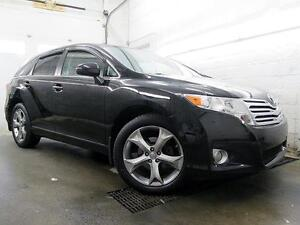 """2011 Toyota Venza V6 double TOIT OUVRANT CUIR MAGS 20"""" 88,000KM"""