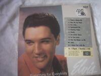 Vinyl LP Something For Everybody – Elvis Presley 50 Years Anniversary