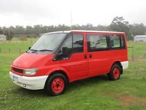 2002 Ford Transit Van X Post Van Very Tidy Pickering Brook Kalamunda Area Preview