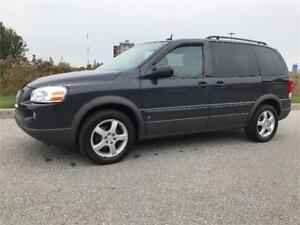 2009 PONTIAC MONTANA SV6 **PRICE DROP**