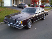 1985 Buick LeSabre Limited Collector's Edition