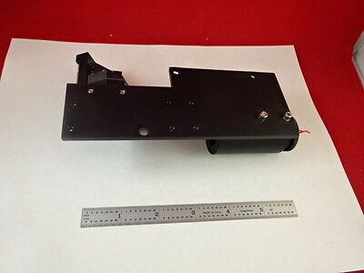 Microscope Part Reichert Univar Optics Assembly As Is Bd4-a-08