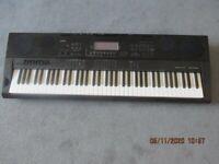 Casio Professional Keyboard WK - 7500