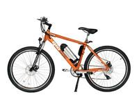 Gio H1 Volt 350w Electric Bike Bicycle Lithium Ion