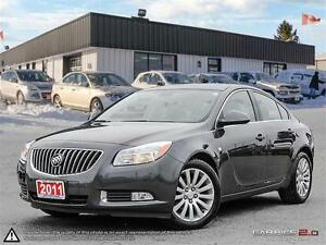 2011 Buick Regal CXL w/1SF