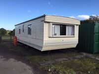 BK Calypso 2006 Static Caravan 2 bedroom with NEW Gas Fire, Gas Cooker, Microwave and Fridge