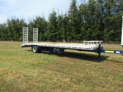 TAG MACHINERY TRAILER