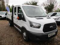 d707db1318 Ford transit tipper no vat in West Yorkshire
