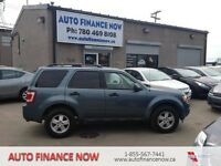 2012 Ford Escape XLT WE FINANCE ALL NO PAYSTUB REQUIRED CALL!!
