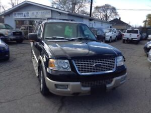 2006 Ford Expedition Eddie Bauer  Car Proof Verified!