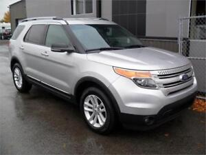 2012 Ford Explorer 4x4 XLT 7 Pass. FULL + GARANTIE 3 ans INCLUSE