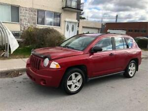 2007 jeep COMPASS- automatic- 2x4- 4 CYLINDRES- full-  2400$
