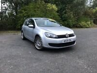 2009 VOLKSWAGEN GOLF 1.4 S SILVER PETROL IDEAL FIRST CAR MUST SEE MOT MAR 18 £3850 OLDMELDRUM