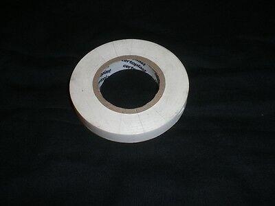 Certoplast Automotive Car White Vinyl Pvc Adhesive Electrical Tape Roll 9mm X25m