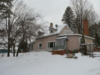 Cute Hobby Farm w/ 7.9 acres, barn, garden, and lots of Nature