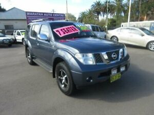 2005 Nissan Pathfinder R51 ST-L (4x4) 5 Speed Automatic Wagon