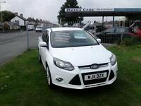 2011 (11) FORD FOCUS 1.6 ZETEC 5DR Manual